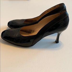 Cole Haan black pumps size 10